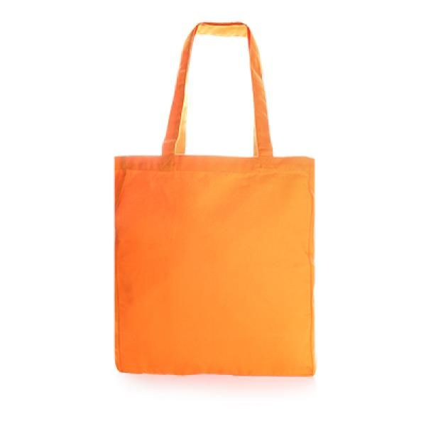 Trisit Canvas Tote Bag Tote Bag / Non-Woven Bag Bags Promotion Eco Friendly TNW1018-ORG[1]